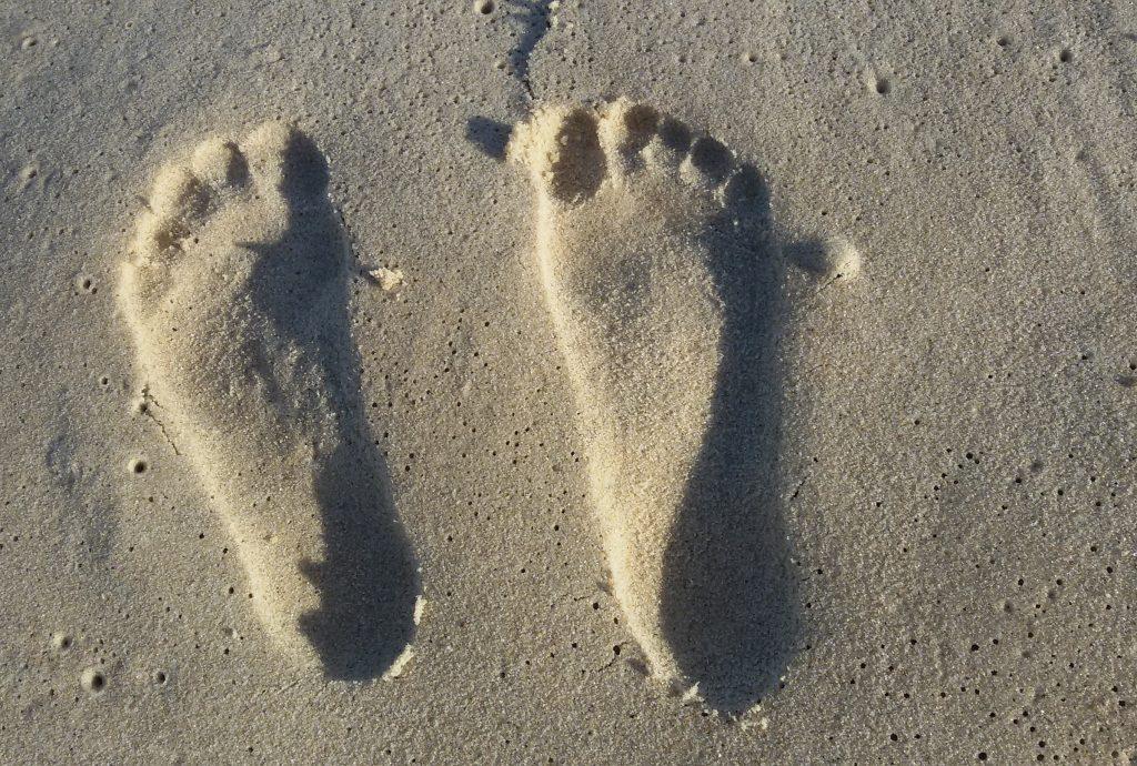 voetafdruk